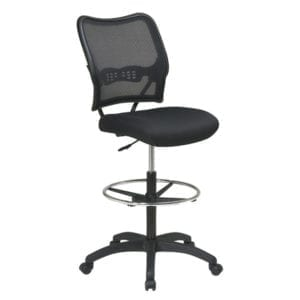 1337N20D Deluxe AirFlo Back Drafting Chair