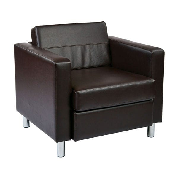 PAC51 Panda Easy-Care Vinyl Lounge Chair