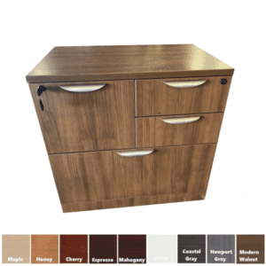 PL114 Multi-Drawer Lateral File Cabinet