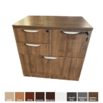 4 Drawer Combo Cabinet