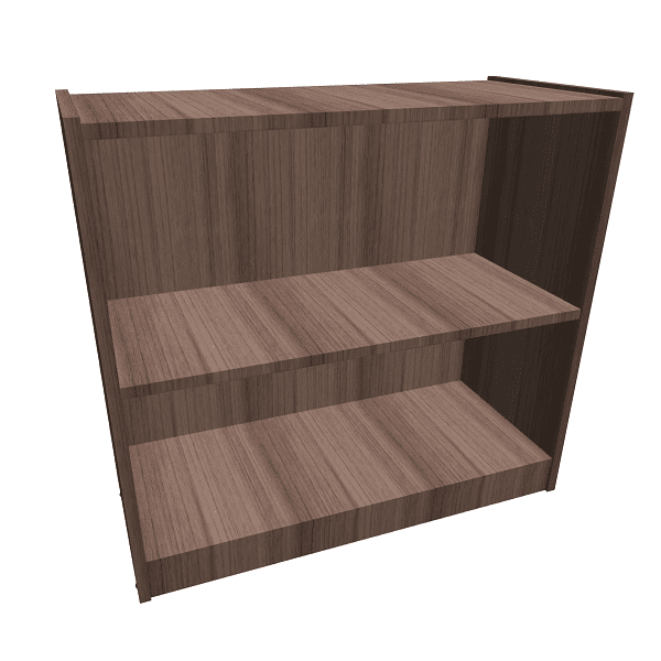 30H Bookcases - Walnut