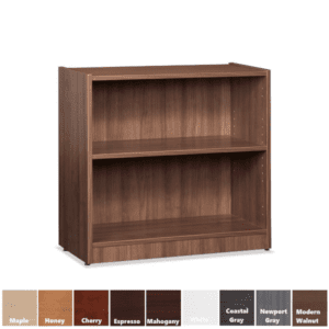 PL154 Bookcase from Performance Laminate