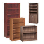 PL Bookcases - 2, 4 or 5-Shelf Bookcase