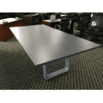 Connect iT 10' Conference Table - Burnt Strand Color