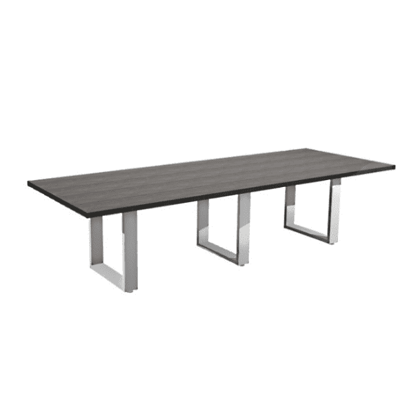 Connect iT 10' Conference Table in Six Finish Colors