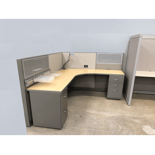Steelcase 6 x 6 Answer Workstation
