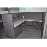 Steelcase Avenir 6 x 7 x 53 Partial Privacy Height