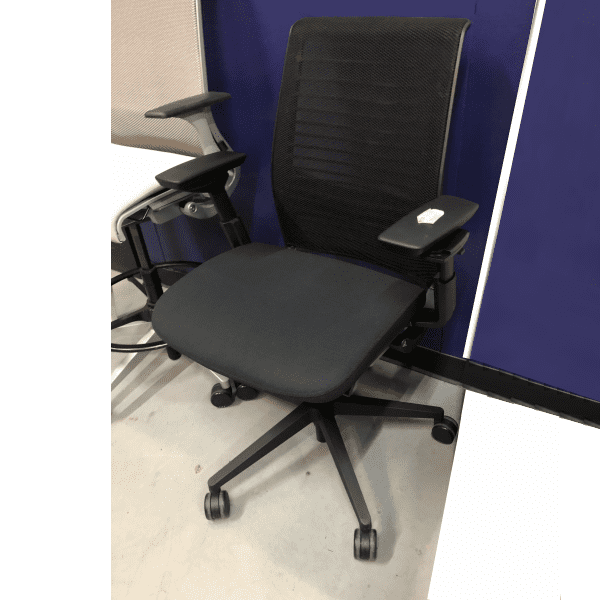Used Steelcase Task Chair Left Facing