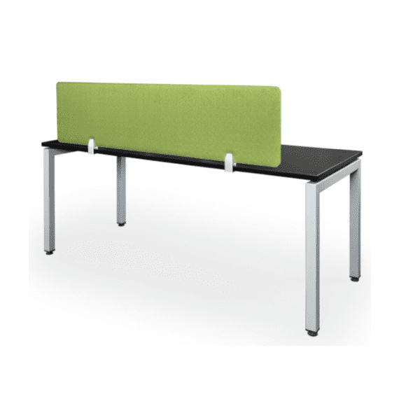 "24""D Floating Top Training Table with optional modesty screen."