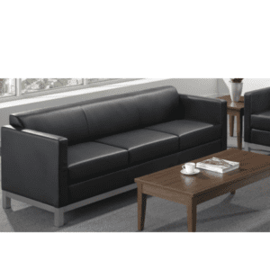 Compose Black Sofa Image