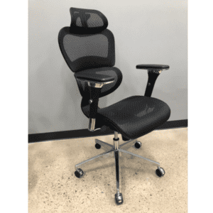 Ergonomic Mesh Chair - Black Main