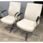 Dual Express Leo Guest Chairs
