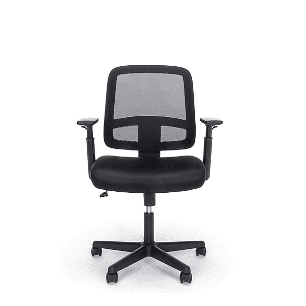 Fundamentals Mid Back Mesh Office Chair - Facing