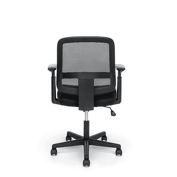 Fundamentals Mid Back Mesh Office Chair - Rear