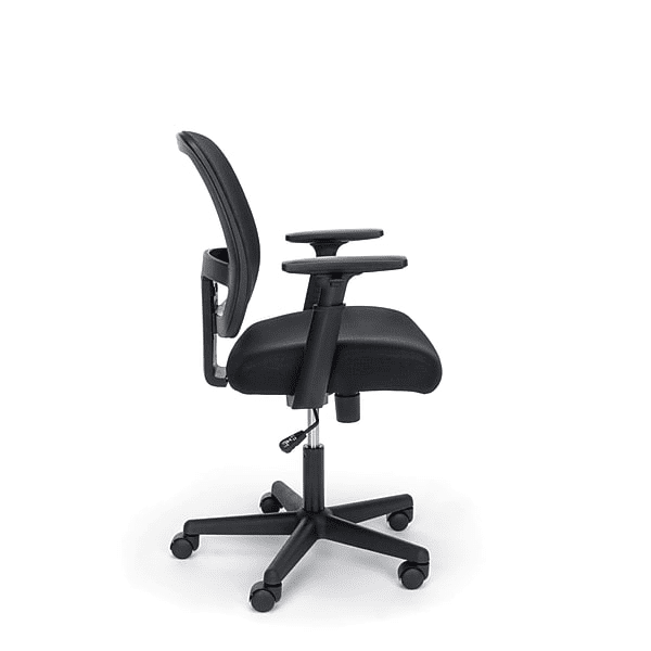 Fundamentals Mid Back Mesh Office Chair - Right