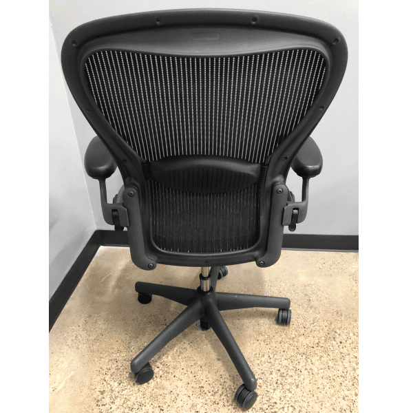 super popular 4ce1a 113ff Used Herman Miller Aeron Chair - V2 - Size C