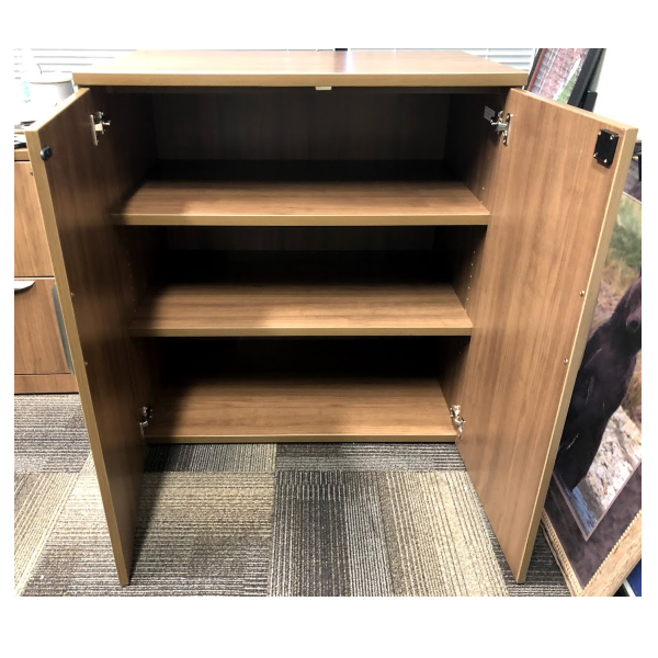 PL152 Interior Storage with 3 Shelves Total