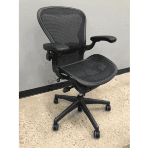 Marvelous Used Herman Miller Aeron Size B Used Office Chairs Ocoug Best Dining Table And Chair Ideas Images Ocougorg