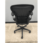 Used Immaculate Condition Herman Miller Aeron - B- Version 2 - Rear