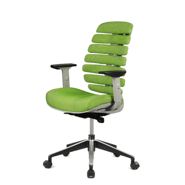 Spine Chair - Green - Right