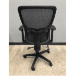 Values All Mesh Ergonomic Task Chair - Rear