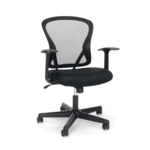 Values Black Mesh Back 3011 Task Chair
