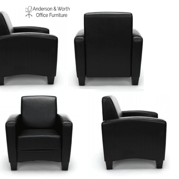 Values Soft Seating Collection Club Chair
