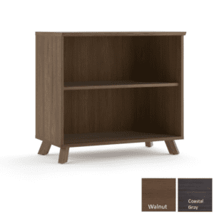 Modern Walnut Finish