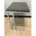 C-Shaped Side Table