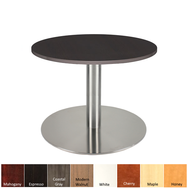 Round Reception Occasional Table