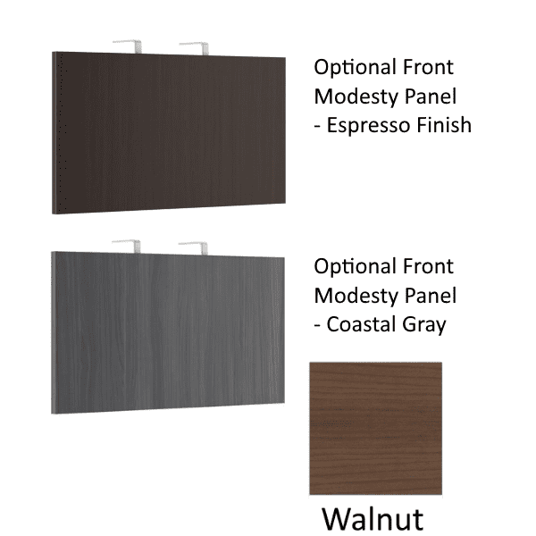 Optional Sienna Series Front Modesty Panels - All Colors