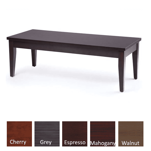 Expresso Coffee Table.49 Pl Occasional Reception Coffee Table 5 Colors