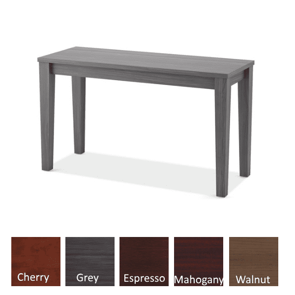 Performance Laminate Sofa Table - Coastal Gray - Available in 5 Colors