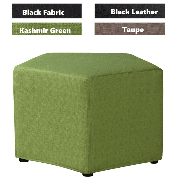 Shapes Collection - Pentagon - Kashmir Green - 4 Colors