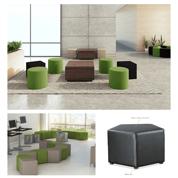Shapes Seating Collection Array