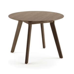 Sienna 42 Inch Round Table - Walnut - 3 Colors