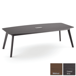 "94.5""W Conference table"
