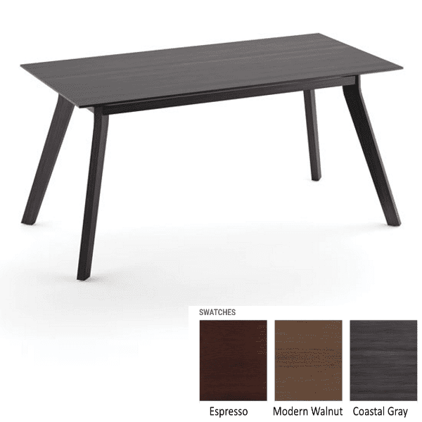 Sienna Table Desk - 3 Sizes & 3 Colors