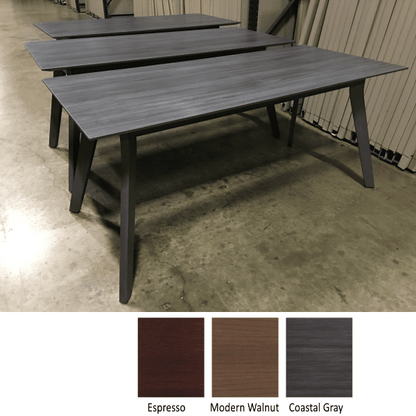 Sienna Table Desks - 3 Colors