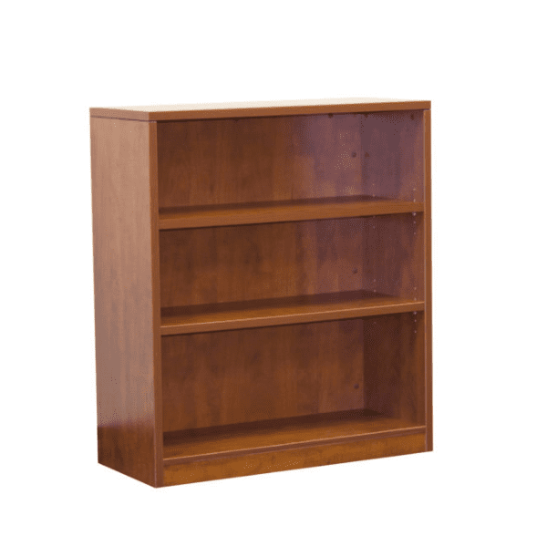 Ultra 3 Shelf Bookcase - Cherry