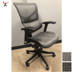 X1 Chair Mesh Office Chair - Black or Gray Mesh