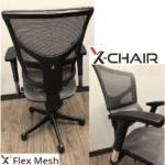 X1 Chair XChair Flex Mesh - Gray or Black