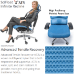 X3 Chair X-Chair Features & Functions