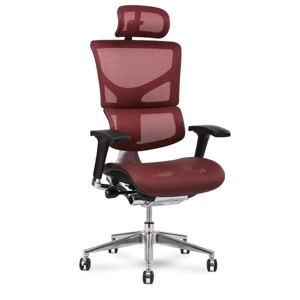 x-chair x2 red