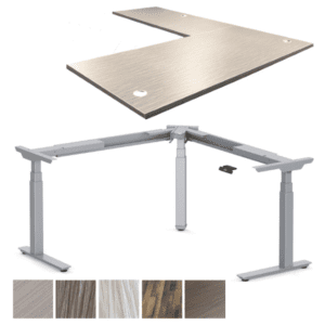 Deluxe Designer Standing Height Desk