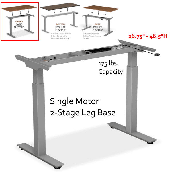 Height Adjustable Bases