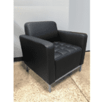 Millenial Reception Guest Arm Chair