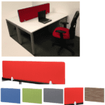 PLTFP Fabric Screens - Red - 5 Colors