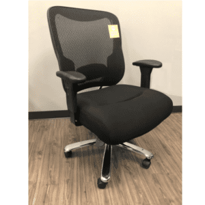Values 400 Lbs. Rated Mesh Back Big & Tall Chair