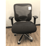 Values 400 Lbs. Rated Mesh Back Big & Tall Chair - Facing
